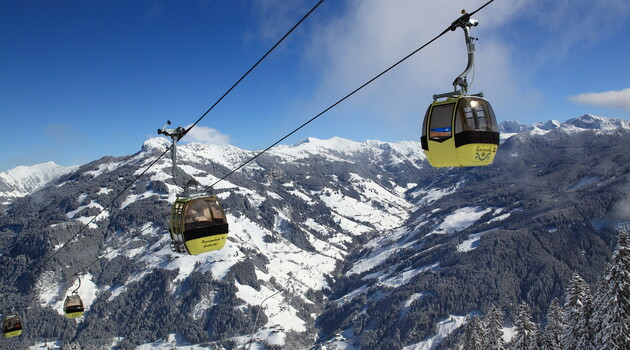 Panoramabahn Großarl - Ski Amadé