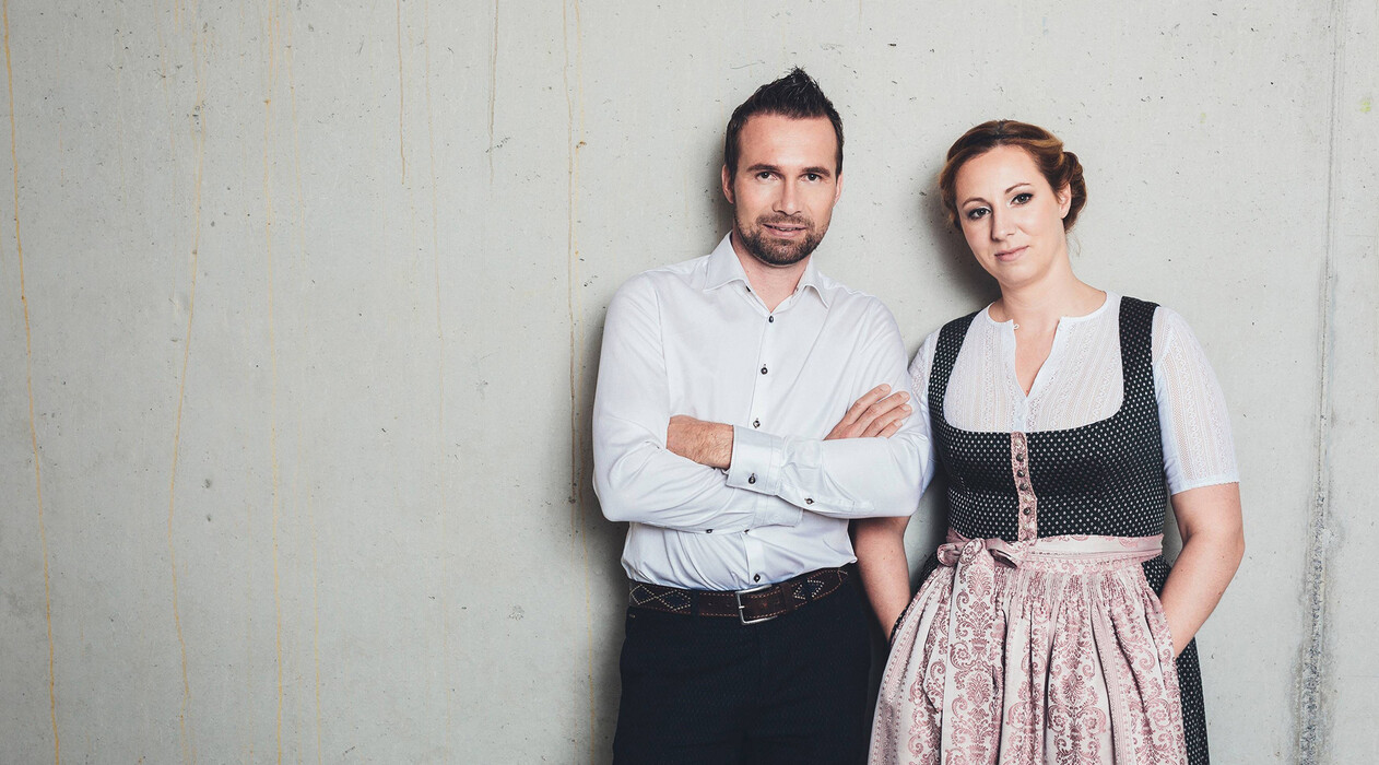 Tina & Hermann Neudegger: Ihre Gastgeber