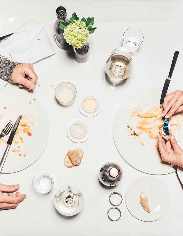 Vorspeise aus dem Nesslerhof Hotel-Restaurant