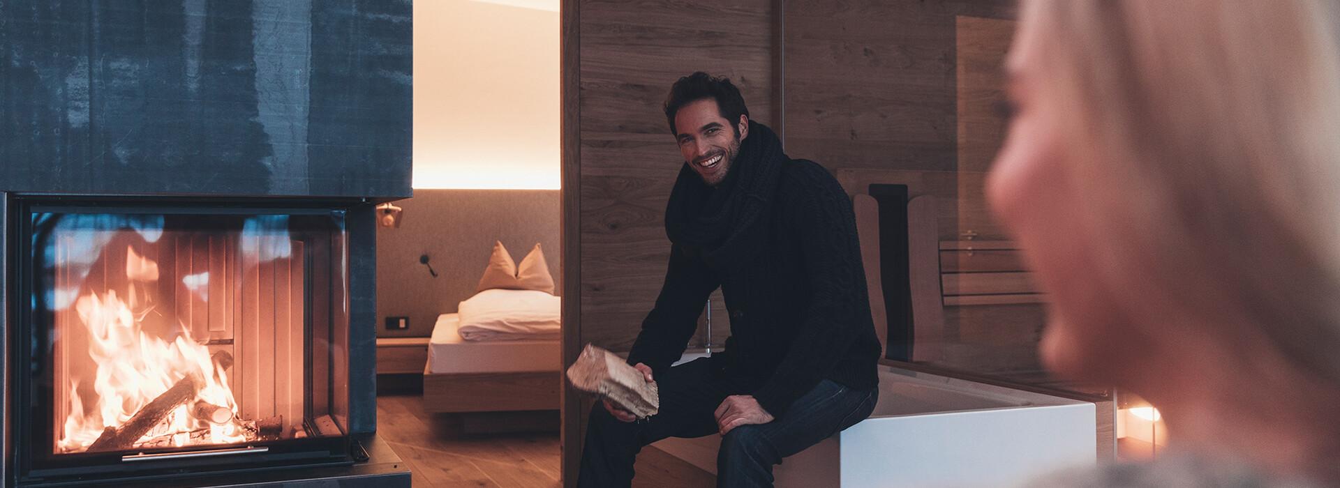 Winterurlaub zu zweit - romantische Zimmer und Suiten