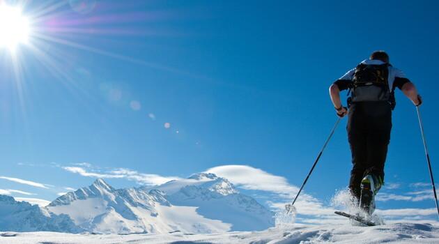 Skitouren in Großarl, Salzburg