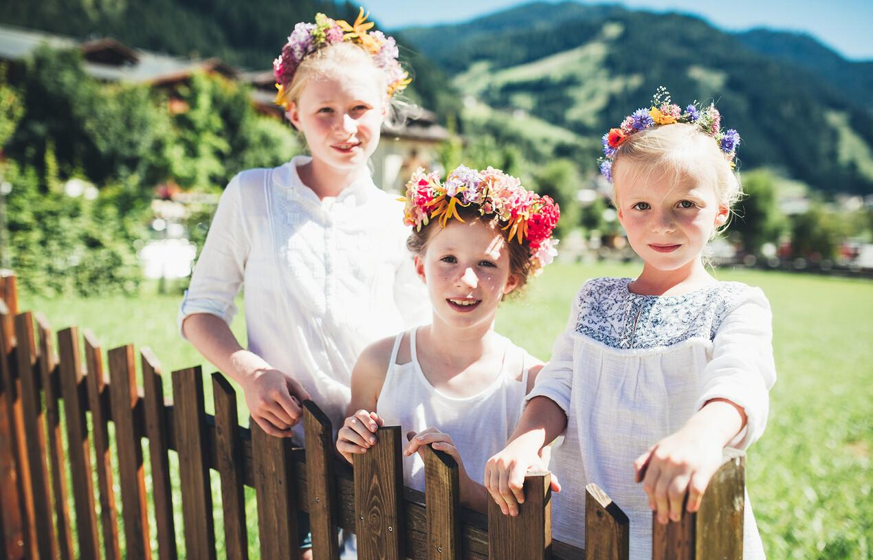 Sommerurlaub im Großarltal im Nesslerhof