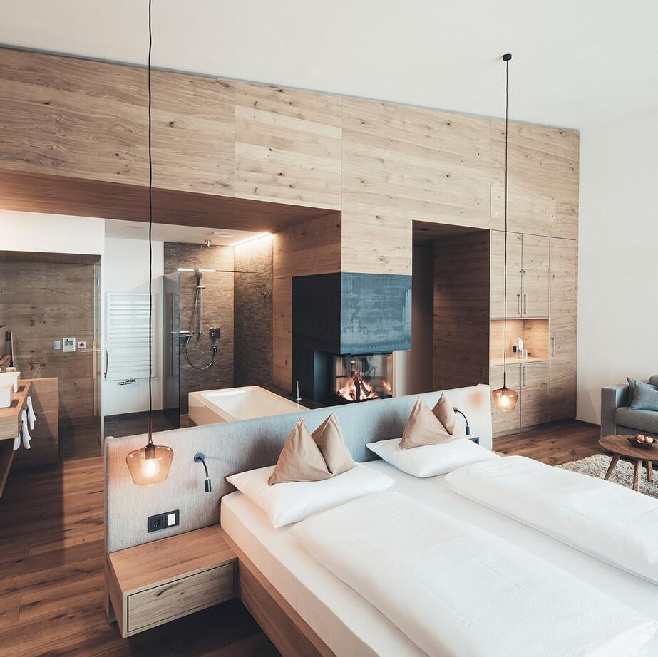 Suite Weitblick in Ihrem Hotel in Großarl
