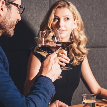 Erlesene Weine aus dem hauseigenen Weinkeller