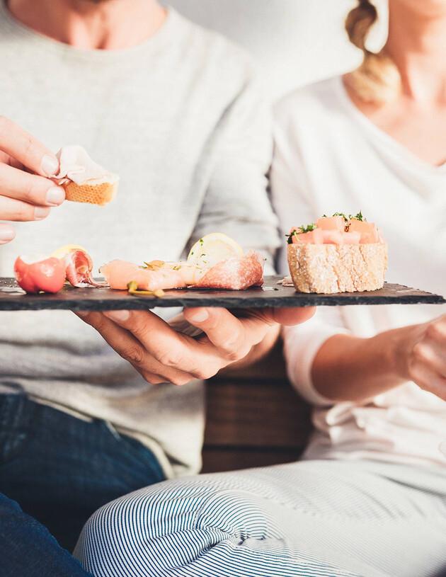 Kulinarik im 4-Sterne-Hotelrestaurant