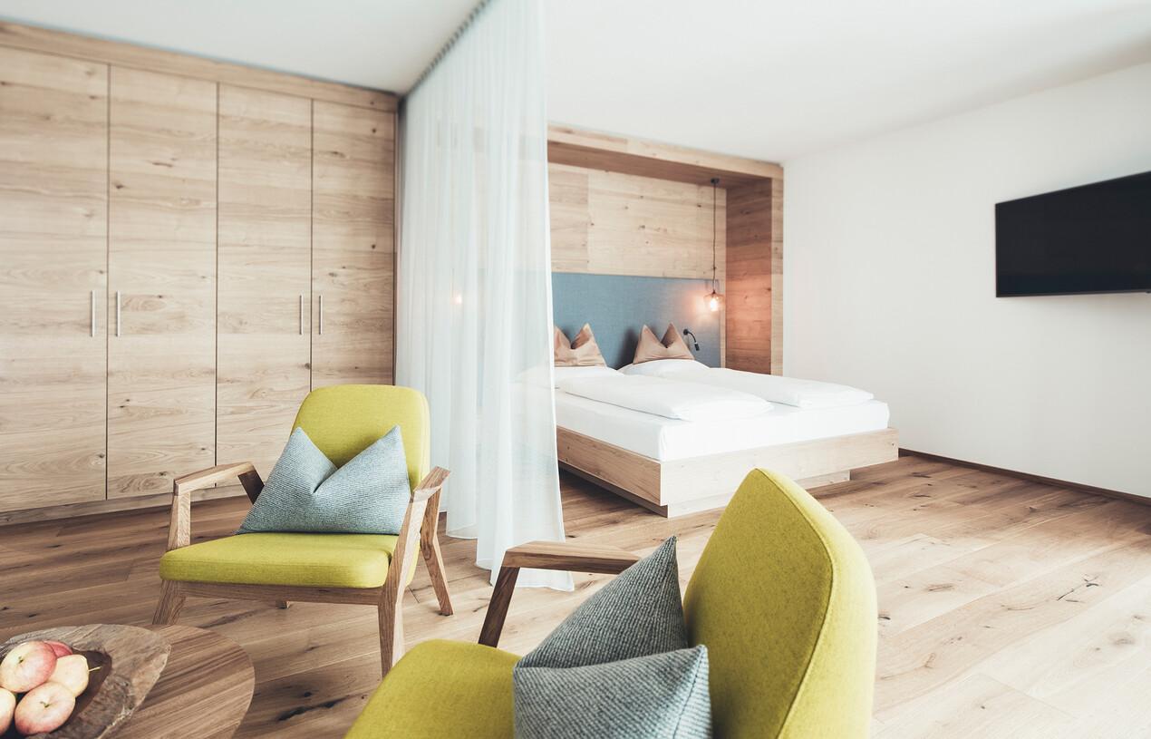 Suite Freiraum im Hotel Nesslerhof