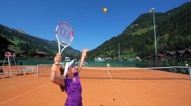 Tennis in Großarl