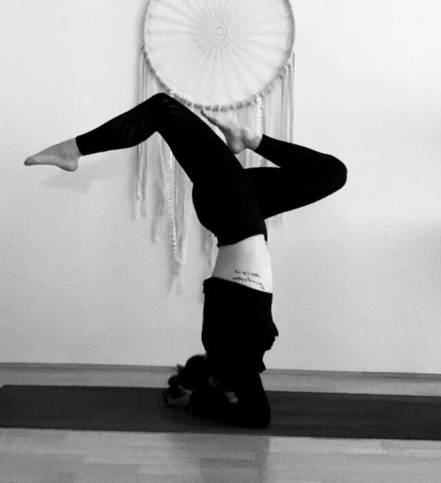 Yoga im Hotel Nesslerhof in Großarl mit Yogalehrerin Barbara