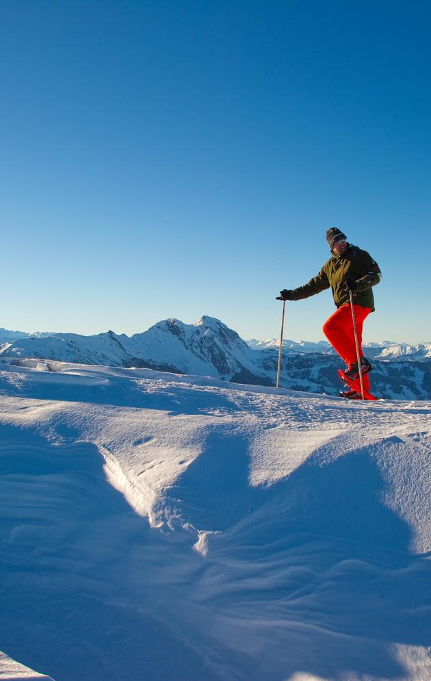 Schneeschuhwandern im Großarltal