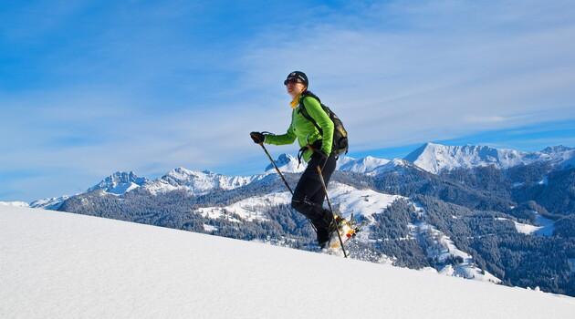 Skitourengehen im Salzburger Land