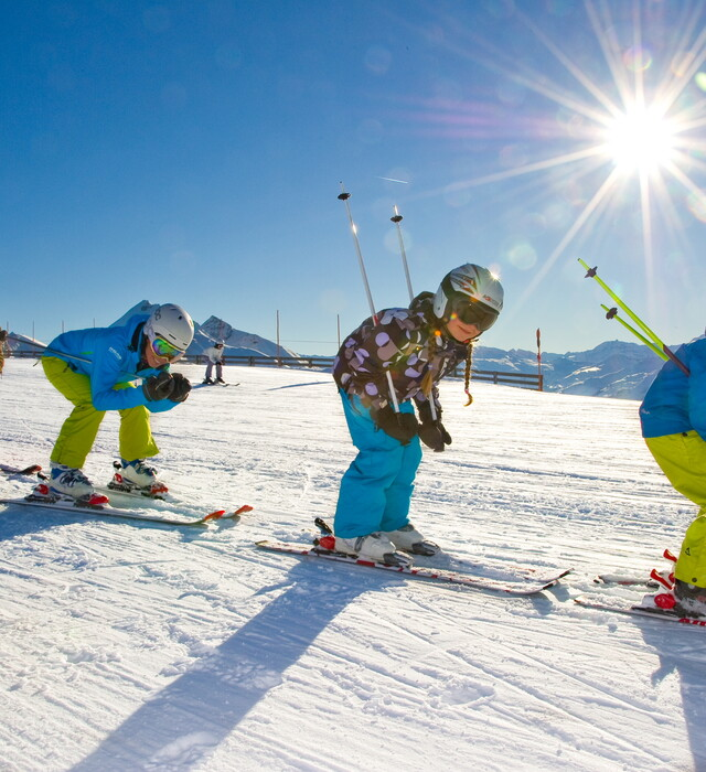 Skiurlaub mit Kindern im Großarltal, Salzburg