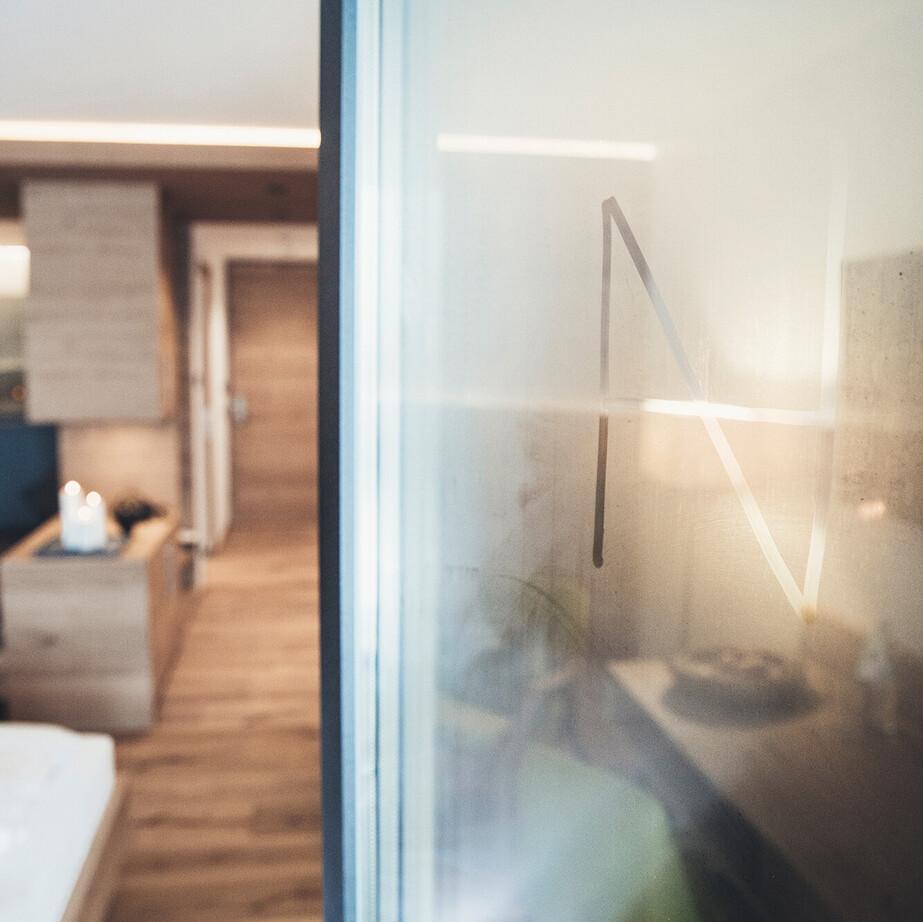 Großzügige Hotelzimmer - Zimmer Augenweide