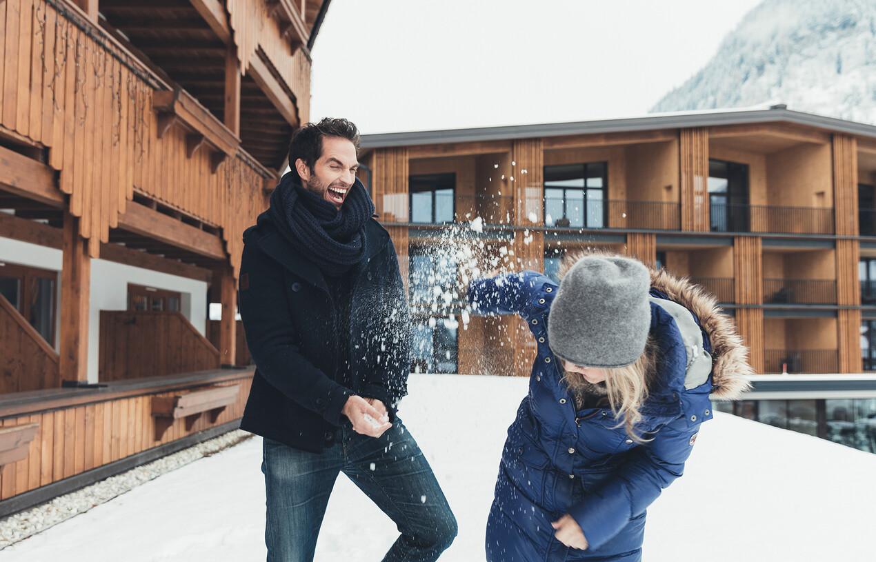 Romantischer Winterurlaub im Hotel Nesslerhof