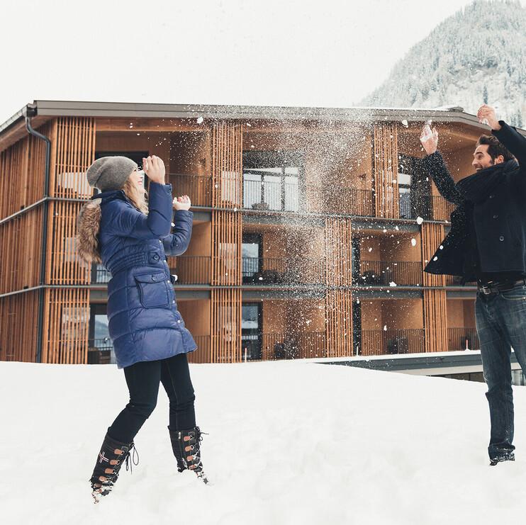 Winterurlaub im Nesslerhof